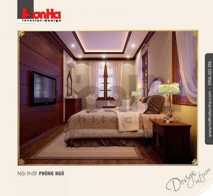 5.Thiết kế nội thất phòng ngủ bắt mắt