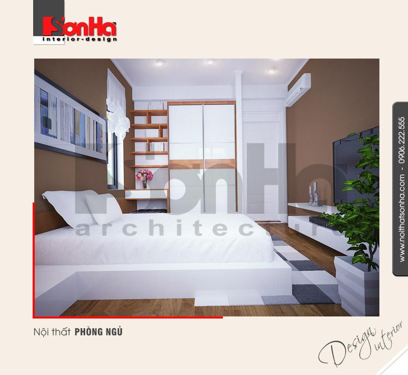 5.Thiết kế nội thất phòng ngủ trang trí đẹp