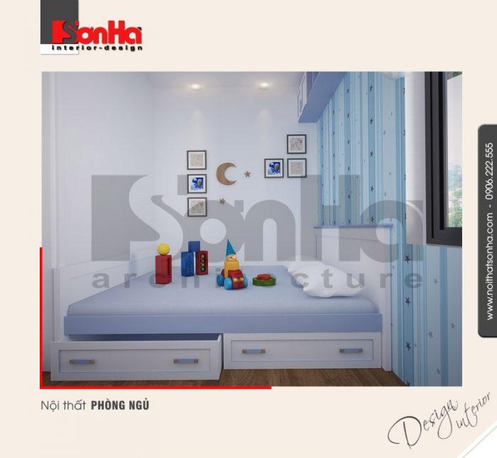 6.Mẫu nội thất phòng ngủ bắt mắt