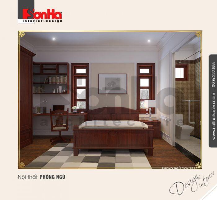 6.Mẫu nội thất phòng ngủ tiện nghi