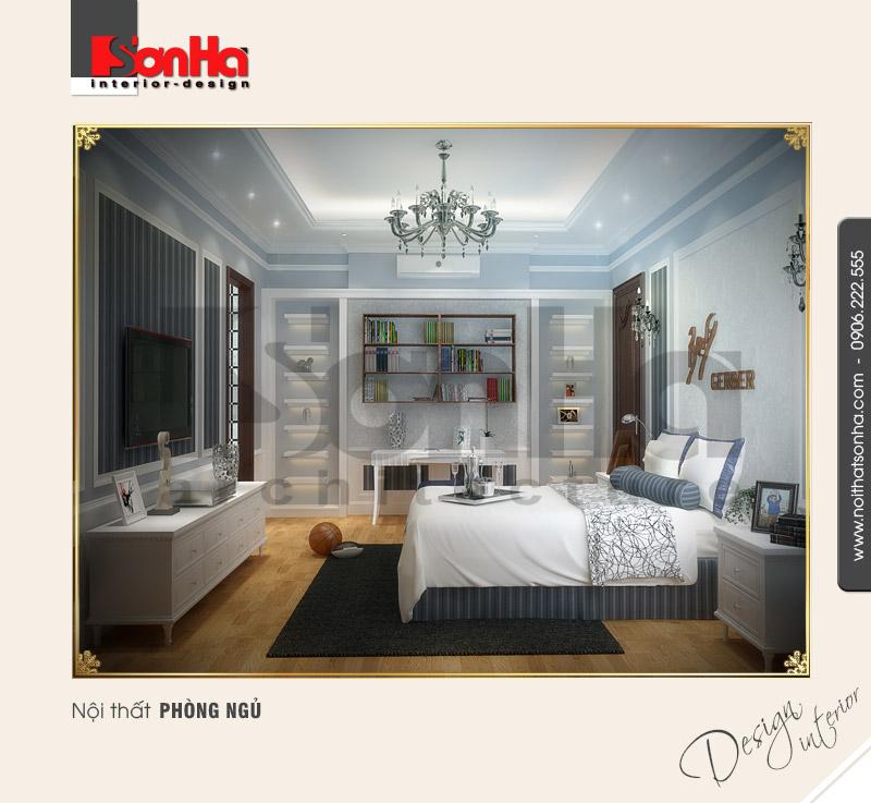6.Mẫu nội thất phòng ngủ tinh tế