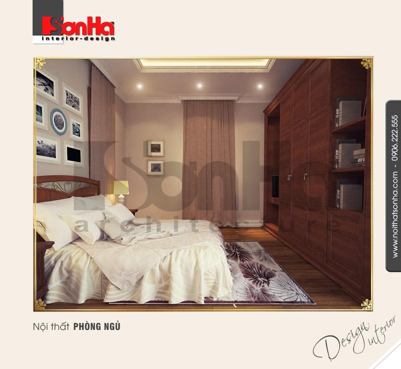 7.Thiết kế nội thất phòng ngủ đẹp