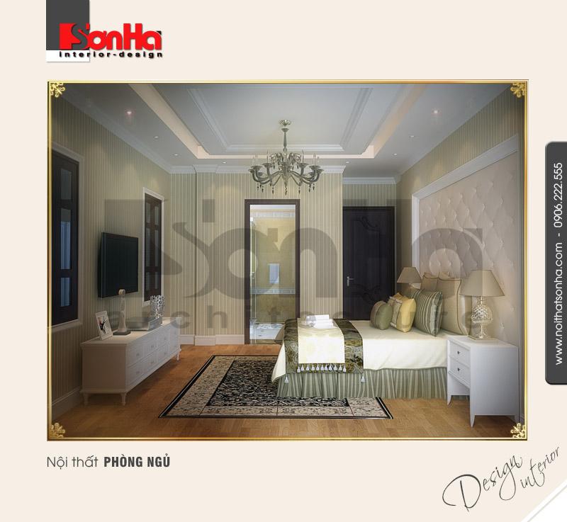 7.Thiết kế nội thất phòng ngủ đơn giản