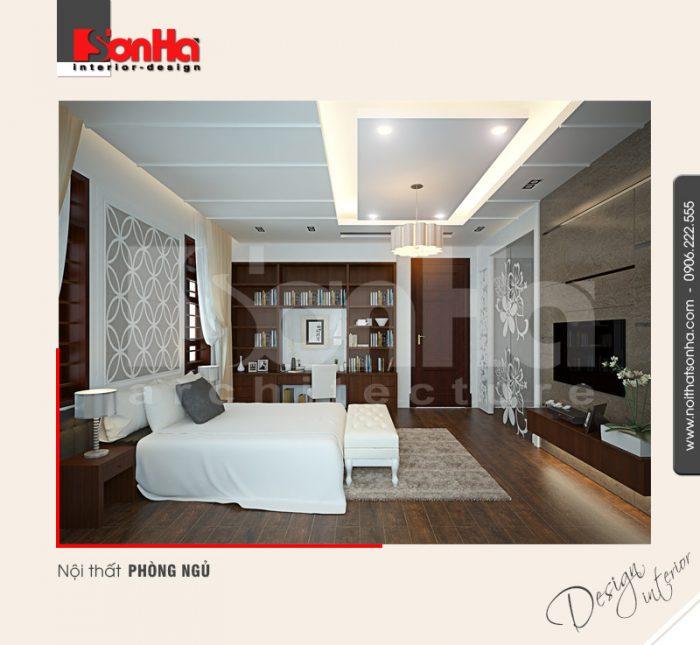 8.Mẫu nội thất phòng ngủ cá tính đẹp
