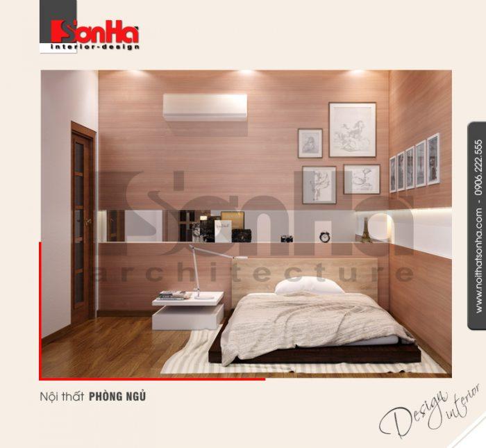 9.Thiết kế nội thất phòng ngủ đơn giản