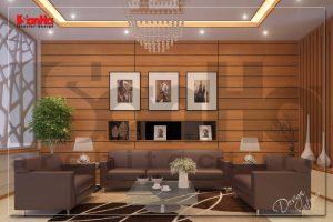 BIA Bày trí nội thất nhà phố 3 tầng không gian sang trọng tại Hải Phòng NT NOD 0127