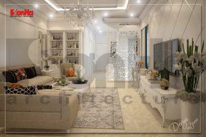 BIA Cách trang trí nội thất nhà phố đẹp 5 tầng ấn tượng tại Hạ Long NT NOD 0176