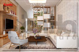 BIA Nội thất nhà phố hiện đại 3 tầng đẹp tại hải phòng NT NOD 0147