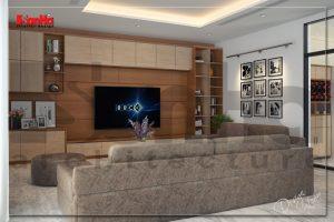 BIA Thiết kế và thi công nội thất biệt thự hiện đại tại Quảng Ninh NT BTD 0040