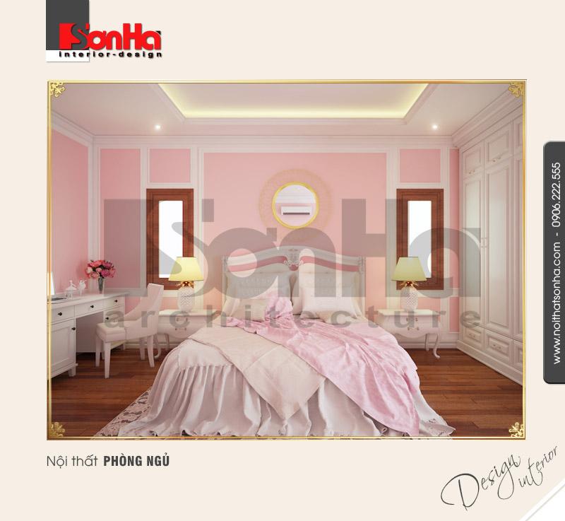 10.Mẫu nội thất phòng ngủ dễ thương