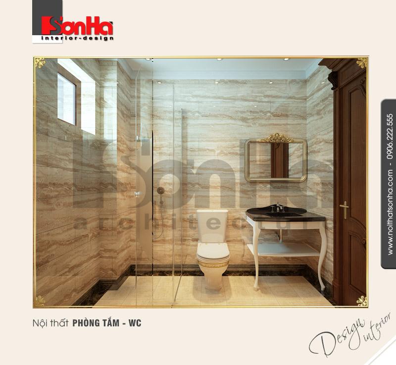 12.Mẫu nội thất phòng tắm wc bố trí đẹp NT BTP 0094