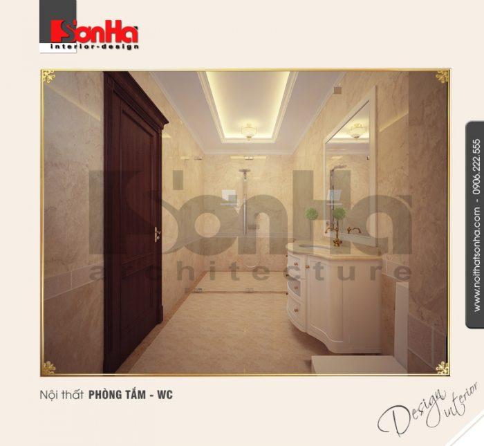 14.Mẫu nội thất phòng tắm wc đẹp