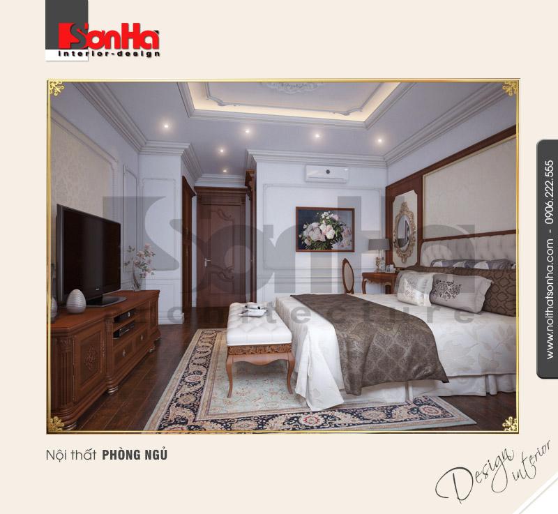 4.Mẫu nội thất phòng ngủ đẹp NT BTP 0094