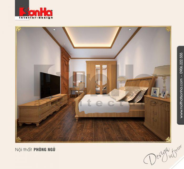 4.Mẫu nội thất phòng ngủ đơn giản