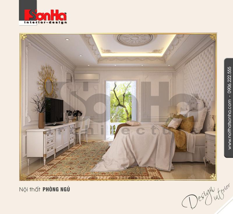 4.Thiết kế nội thất phòng ngủ đẹp NT BTP 0092