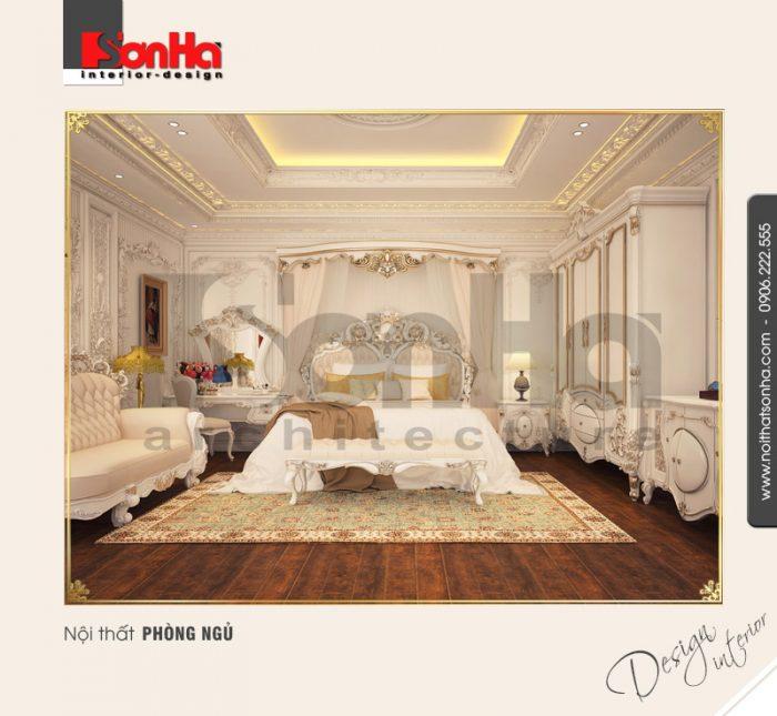 5.Thiết kế nội thất phòng ngủ bắt mắt đẹp