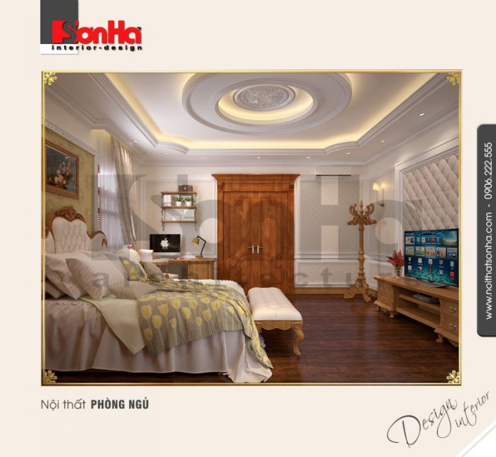 6.Mẫu nội thất phòng ngủ đẹp