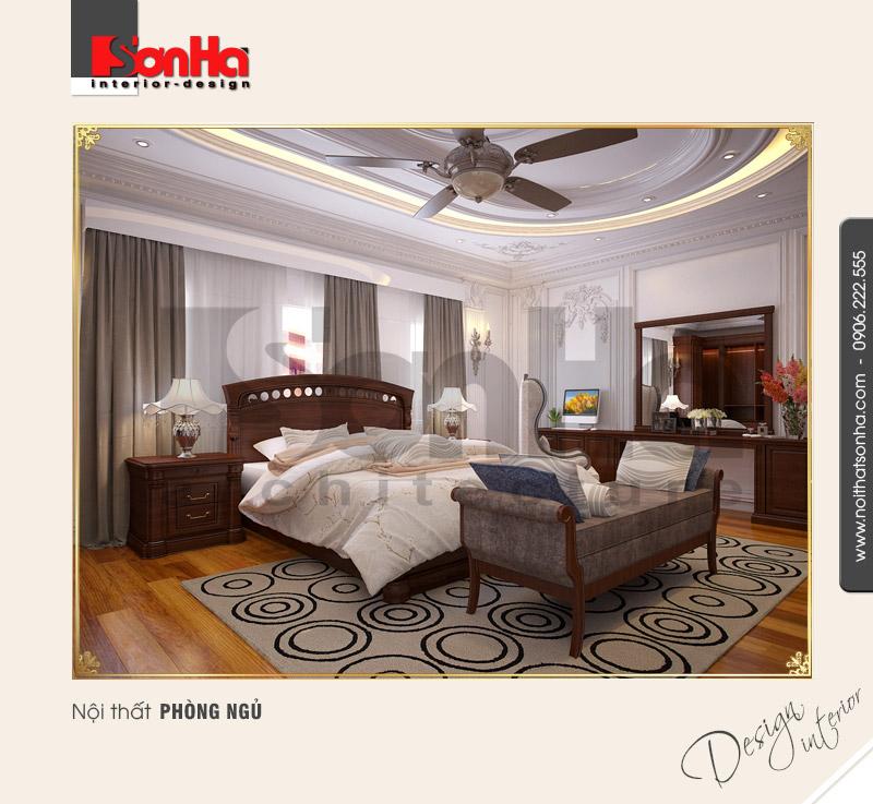 6.Mẫu nội thất phòng ngủ đơn giản
