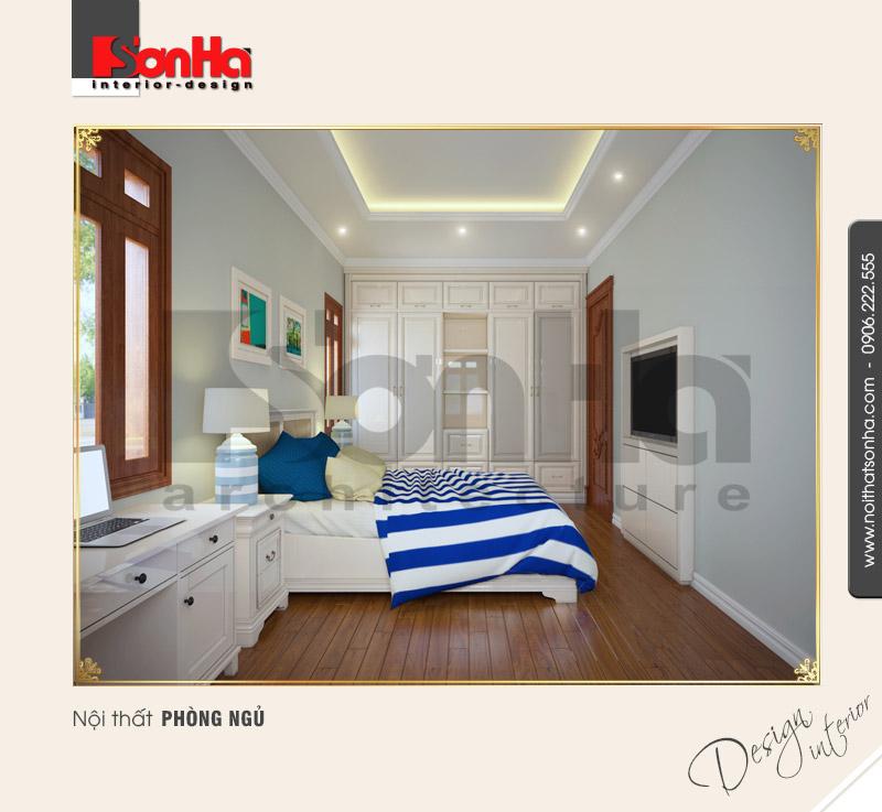 7.Thiết kế nội thất phòng ngủ cá tính