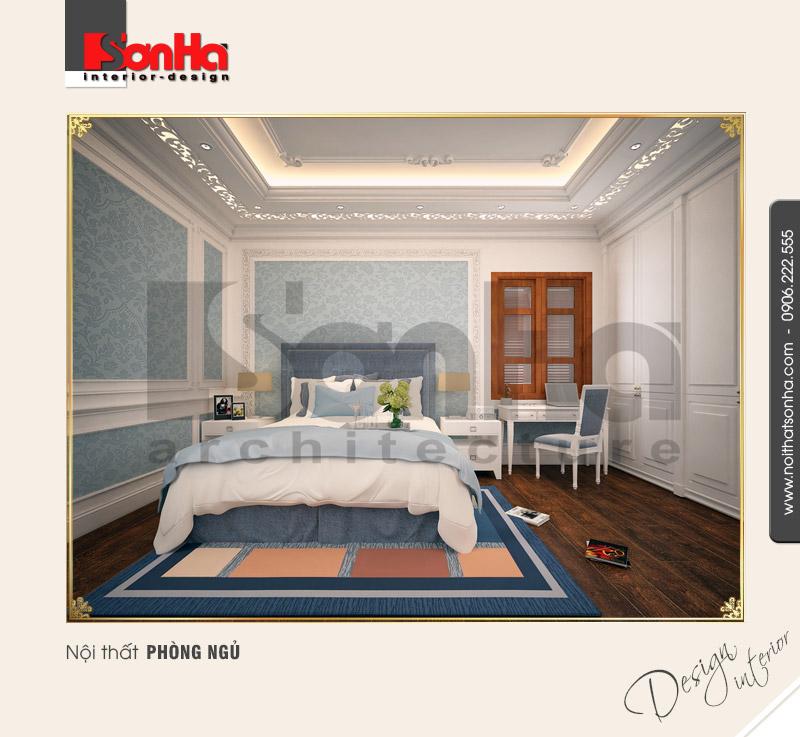 7.Thiết kế nội thất phòng ngủ trang trí đẹp