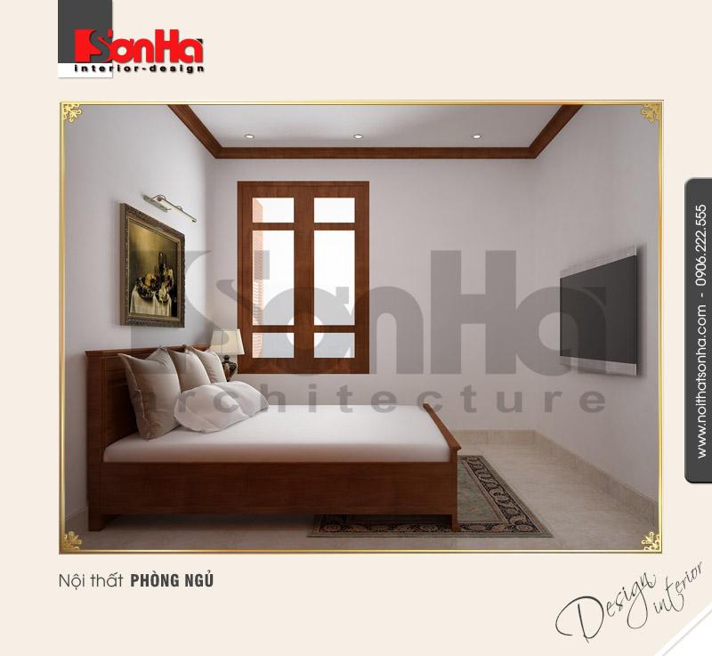 8.Mẫu nội thất phòng ngủ đơn giản