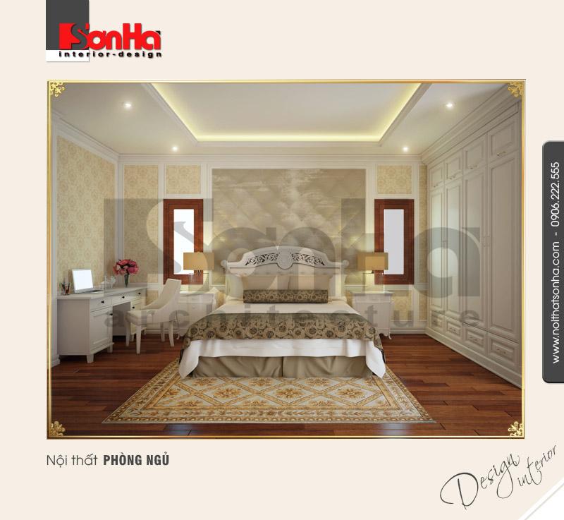 9.Thiết kế nội thất phòng ngủ đẹp