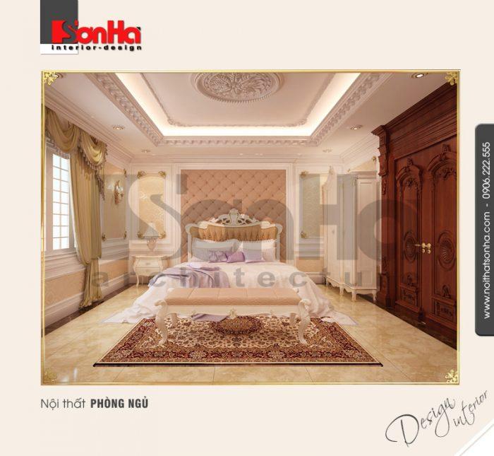 9.Thiết kế nội thất phòng ngủ đơn giản đẹp