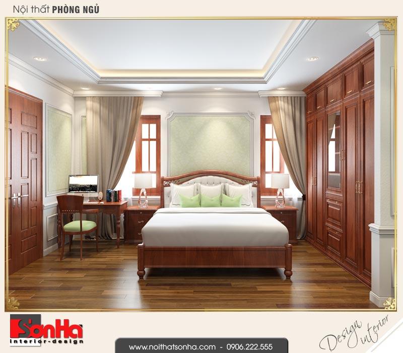 10 Thiết kế nội thất phòng ngủ con gái nhà ống pháp đẹp tại nam định sh nop 0164