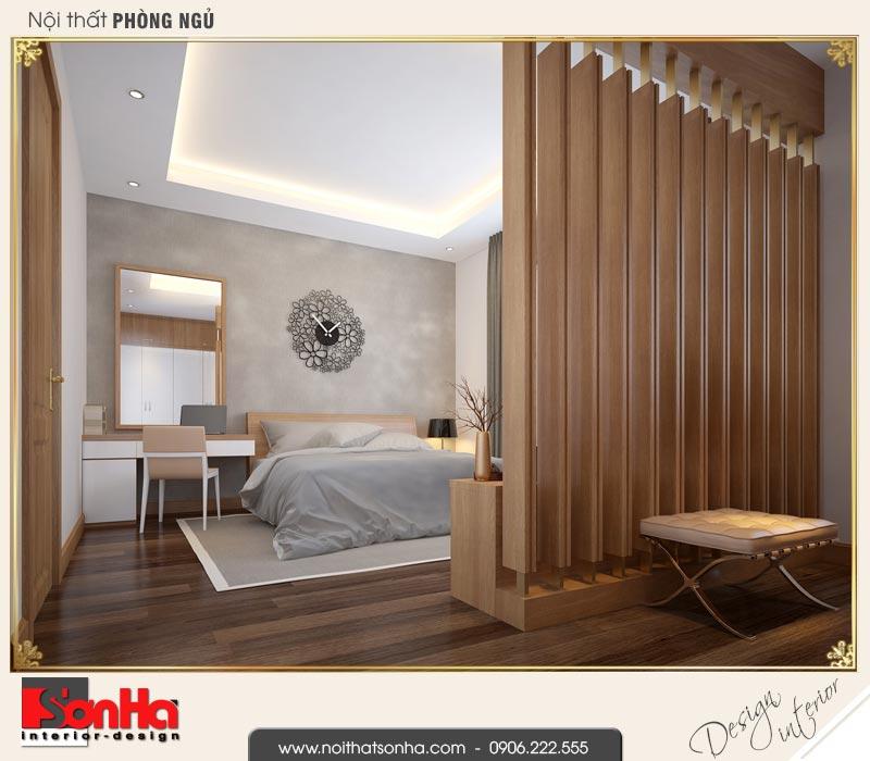 6 Nội thất phòng ngủ khách nhà ống hiện đại đẹp tại quảng ninh