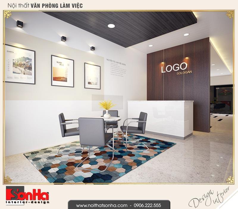 2 Mẫu thiết kế nội thất văn phòng mặt sau nhà phố liền kề khu đô thị waterfront hải phòng wfc 0002