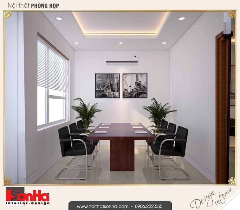7 Thiết kế nội thất phòng họp nhỏ nhà phố liền kề khu đô thị waterfront hải phòng wfc 0002
