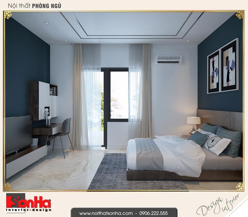 10 Mẫu nội thất phòng ngủ dự phòng nhà ống hiện đại đẹp tại hải phòng sh nod 0187