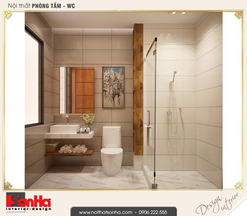 12 Mẫu nội thất phòng tắm wc nhà ống cổ điển pháp tại hải phòng sh nop 0159