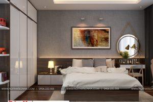 10 Mẫu nội thất phòng ngủ 3 hiện đại tại hải phòng