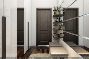 11 Mẫu thiết kế nội thất phòng ngủ hiện đại 2 biệt thự đơn lập khu đô thị waterfront hải phòng sh wfc 004