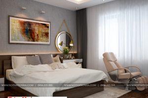 11 Thiết kế nội thất phòng ngủ 3 hiện đại tại hải phòng