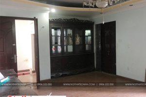 12 Ảnh thực tế thi công cải tạo nội thất biệt thự tân cổ điển mặt tiền 7,4m tại hải phòng