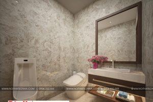 12 Mẫu nội thất phòng wc hiện đại căn hộ cho thuê tại hải phòng