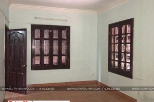 13 Ảnh thực tế thi công cải tạo nội thất biệt thự tân cổ điển 3 tầng tại hải phòng