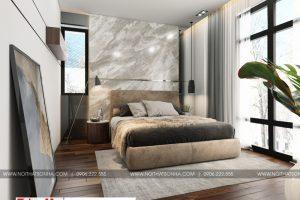15 Mẫu nội thất phòng ngủ hiện đại 4 biệt thự đơn lập khu đô thị waterfront hải phòng sh wfc 004