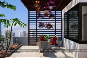 15 Thiết kế nội thất tiểu cảnh sân vườn tại hải phòng