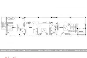 17 Mặt bằng tầng 3 căn hộ cho thuê tại hải phòng