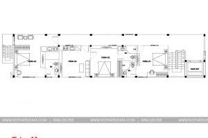 18 Mặt bằng tầng 4 căn hộ cho thuê tại hải phòng