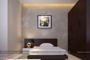 5 Mẫu nội thất ngủ 1 nhà ống tân cổ điển kiểu pháp đẹp tại sài gòn sh nop 0174
