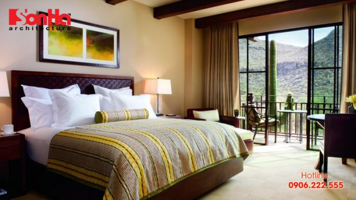 Những phong cách thiết kế nội thất khách sạn nở rộ toàn cầu