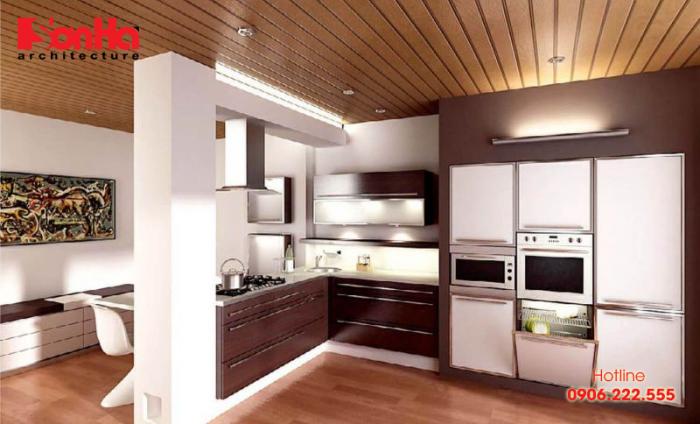 Ý tưởng thiết kế nội thất nhà phố đẹp đầu tiên phải hướng tới sự thống nhất