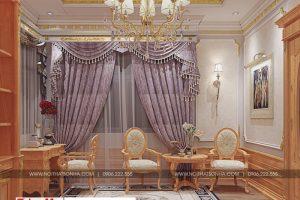 11 Thiết kế nội thất phòng ngủ vip đẹp khu đô thị Senturia Vườn lài An Phú Đông Sài Gòn