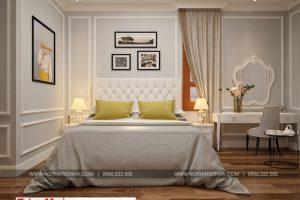 13 Mẫu nội thất phòng ngủ 3 biệt thự tân cổ điển đẹp tại hà nội sh btp 0132