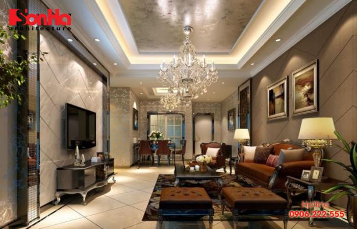 Cách chọn đèn trang trí thiết kế nội thất hợp phong thủy bạn nên biết