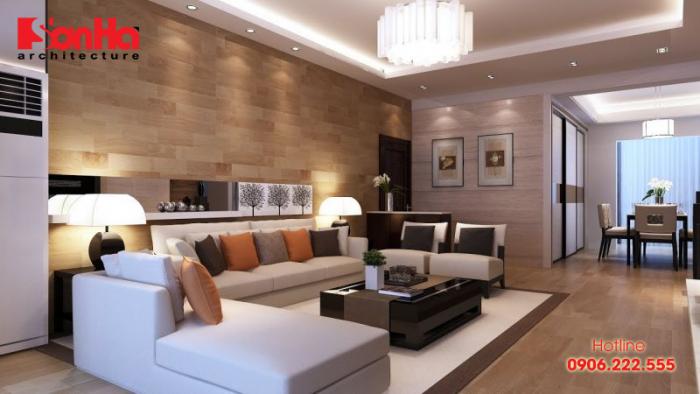 Cách trang trí không gian phòng khách đẹp mắt và phong thủy ấn tượng